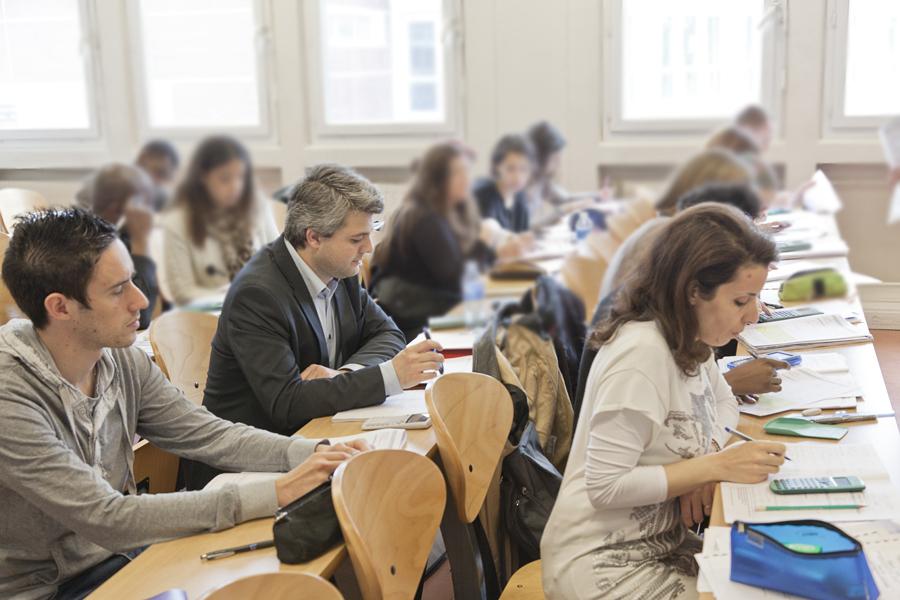 formation continue à l'UPEC